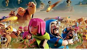 40 Clash of Clans Wallpaper In HD
