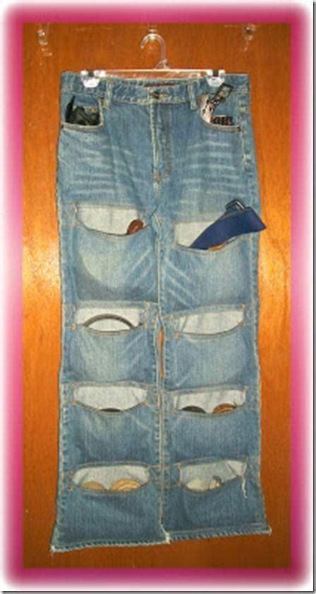 ideas  reutilizar los jeans viejos