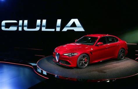 Alfa Romeo Revela Novo Giulia