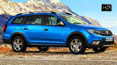 dacia stepway 2018 2018 dacia logan mcv stepway exterior interior design overview hd