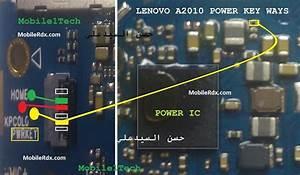 Lenovo A2010 Power Key Jumper On