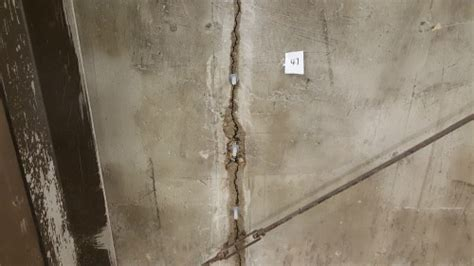 Foundation Crack Repair   What to use to fix cracks in