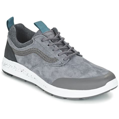 vans iso 3 vans iso 3 mte grey black free delivery with spartoo uk shoes low top trainers 163 74 25