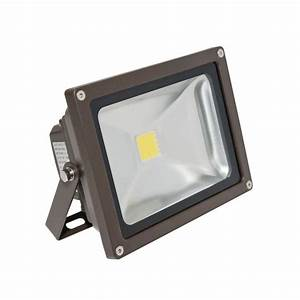 Irradiant head bronze led day light mini outdoor wall