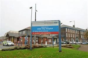 Toddler breaks legs after Liverpool Echo van crash ...