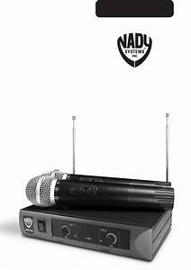 Nady Systems Microphone Dkw