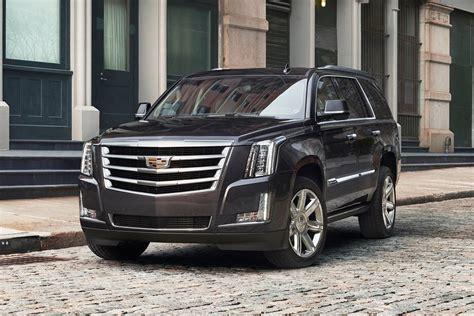 2018 Cadillac Escalade Pricing  For Sale Edmunds