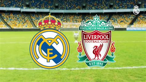Live Streaming Bola Real Madrid Vs Liverpool - Joonka