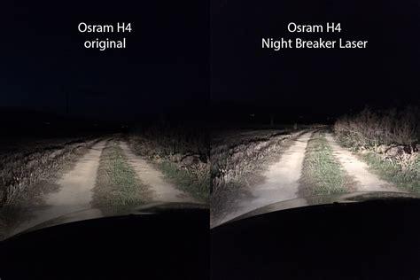 h7 len test philips osram osram h4 12v 60 55w p43t night breaker laser
