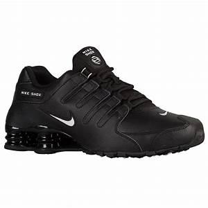 Nike Shox Herren Auf Rechnung : nike shox nz eu mens shoe herren running schuh sneaker black white alle gr en ebay ~ Themetempest.com Abrechnung
