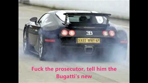 Rick Ross-new Bugatti (lyrics)
