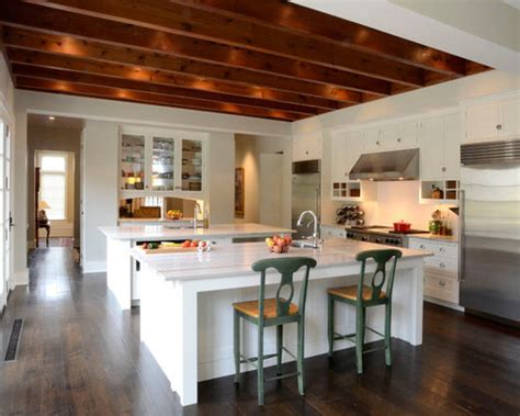 exposed rafters home design ideas pictures remodel  decor
