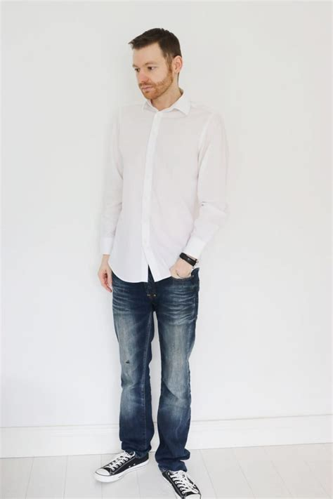 What To Wear With A White Shirt - Menu0026#39;s Fashion Advice ...