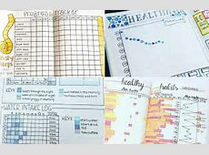Bullet Journal 7 Formats That Can Help You Lose Weight