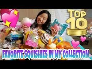 My Top 10 Favorite Squishies Collab w/ Sedona Fun Kids TV ...