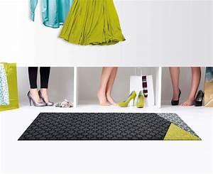 tapis de proprete design lavable en machine art deco arte With tapis salon lavable machine