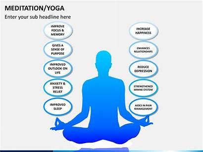 Yoga Meditation Powerpoint Template Ppt Slide Sketchbubble