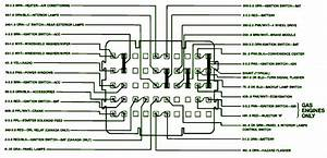 H1 Fuse Box Diagram
