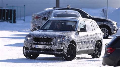 Compare trims on the 2016 bmw x3. BMW X3 (2016) The first spy photos - YouTube