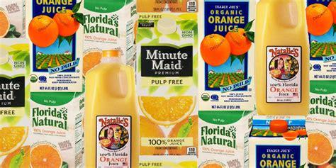 juice orange brands oj