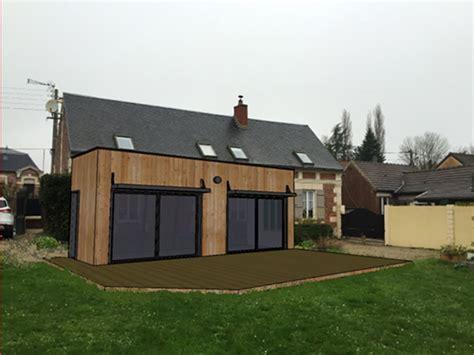 constructeur maison bois oise maison bois oise