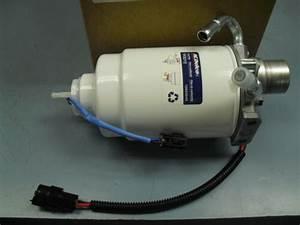 2004 1 2 Lly Lbz Silverado Duramax Fuel Filter Housing Assembly Primer 12642623