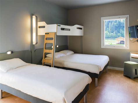 hotel chambre 4 personnes hotel in sallanches ibis budget sallanches pays du mont