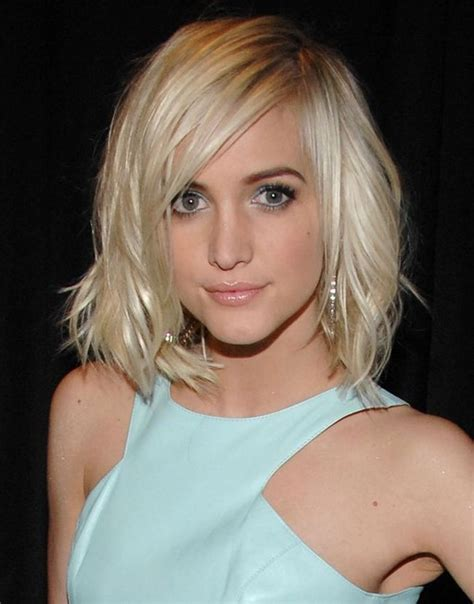 layered short hairstyles with bangs 2014 popular haircuts