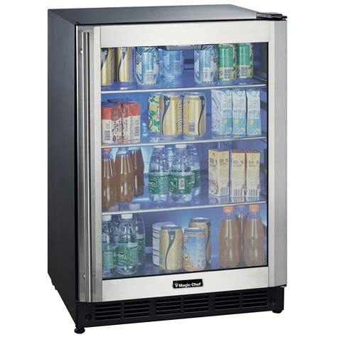 178 Can Beverage Cooler   Magic Chef   Brands