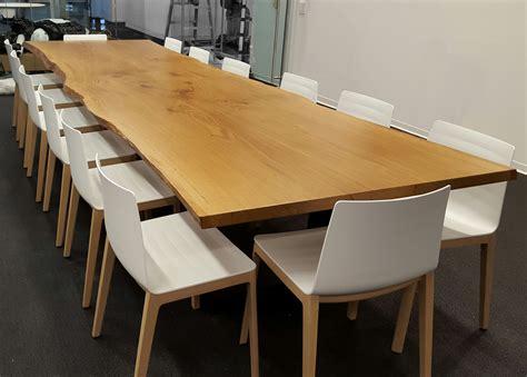 live edge oak table latest from rstco live edge white oak conference table