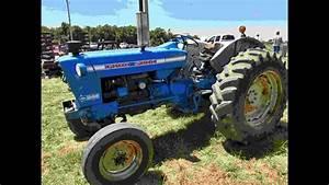 Ford 5000  U0026 7700 Tractors Sold On Ohio Farm Auction Last