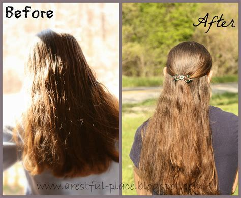 A Restful Place Wash Your Hair Without Shampoo?