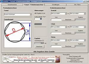 Downloadzeit Berechnen : gewichts format einheitenumrechner v1 1 5 bei freeware ~ Themetempest.com Abrechnung