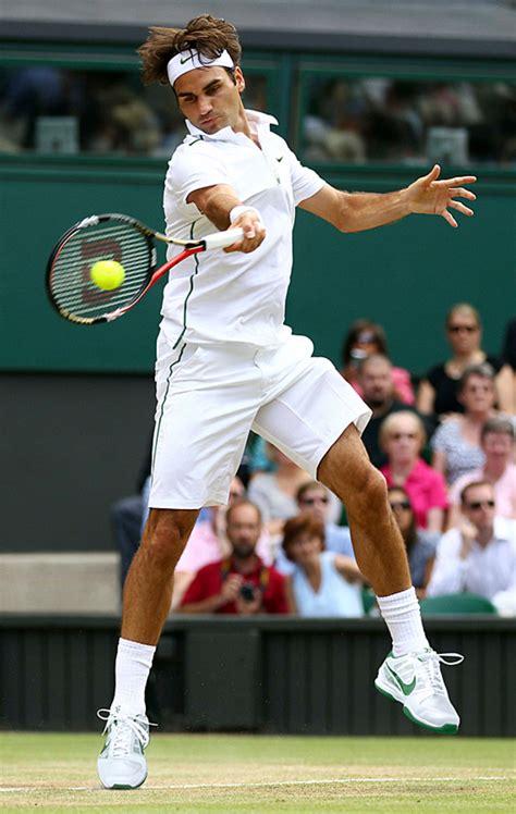 Roger federer men's singles overview. Nike Tennis 2011 Wimbledon Collection For Roger Federer - Freshness Mag