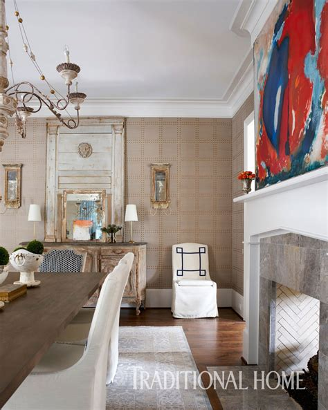 yet edgy houston home traditional home