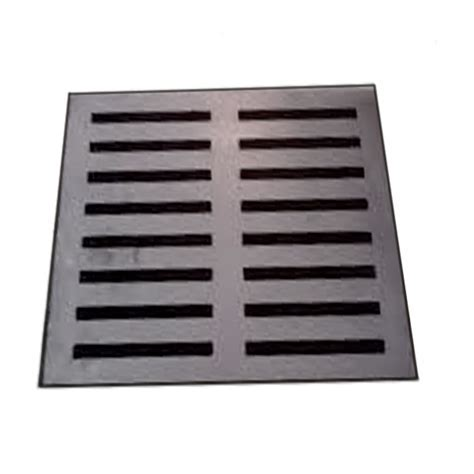 Custom Grates and Drain Covers ? BC Site Service