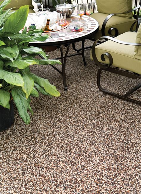 outdoor patio flooring concrete gurus floor