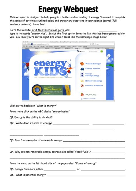forms of energy pdf top 5 forms of energy quiz free to download in pdf format