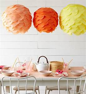 white space is nice space ♥: diy: paper lanterns, by the