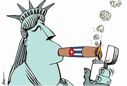Cuba Cuban Obama Political Relations Un Cubans