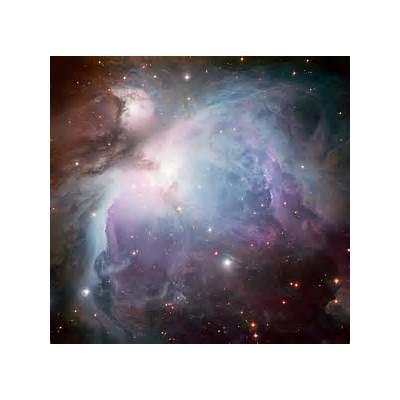 Orbiter.ch Space News: The Orion Nebula: Still Full of Surprises