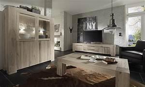Wohnzimmermöbel Weiß Holz : wohnzimmerm bel massivholz ~ Frokenaadalensverden.com Haus und Dekorationen