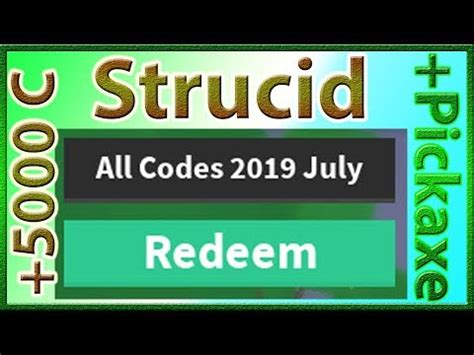 counter blox codes  july strucidcodesorg
