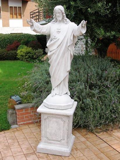 Religious Outdoor Garden Statues sacred of jesus statue religious statues