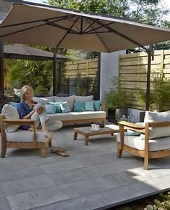 Salon De Jardin Terrasse : salon de jardin castorama inds ~ Teatrodelosmanantiales.com Idées de Décoration