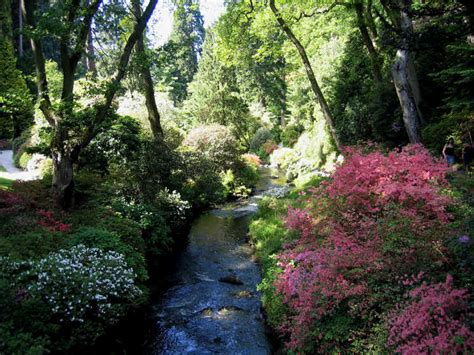 Photos Of A Cycle Ride From Conwy To Bodnant Gardens