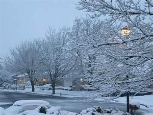 Salt Lake Temple  U0026 Lot U2019s Of Snow