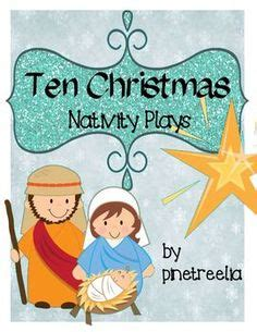 preschool christmas program ideas free plays for children to perform at church 160