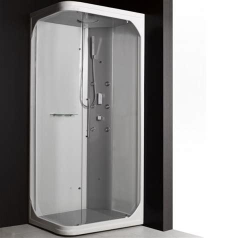 cabina doccia multifunzione cabina doccia idromassaggio angolare quot luis quot