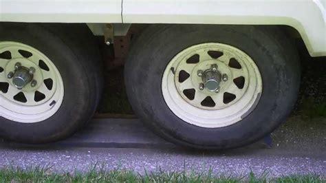 Boat Trailer Tires Pressure by Burning Up Trailer Tires